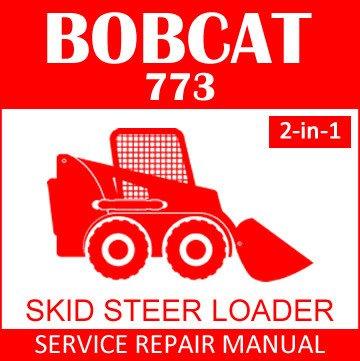 bobcat 743 manual ebook